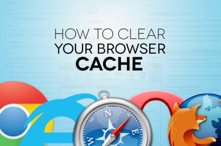 How to clear cache in browser [Chrome,Mozilla,Firefox or anyother browser]