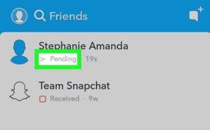 check snapchat blocking