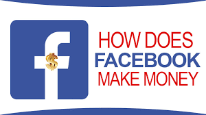how does Facebook makes money