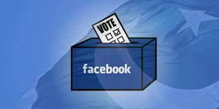 Facebook election tool