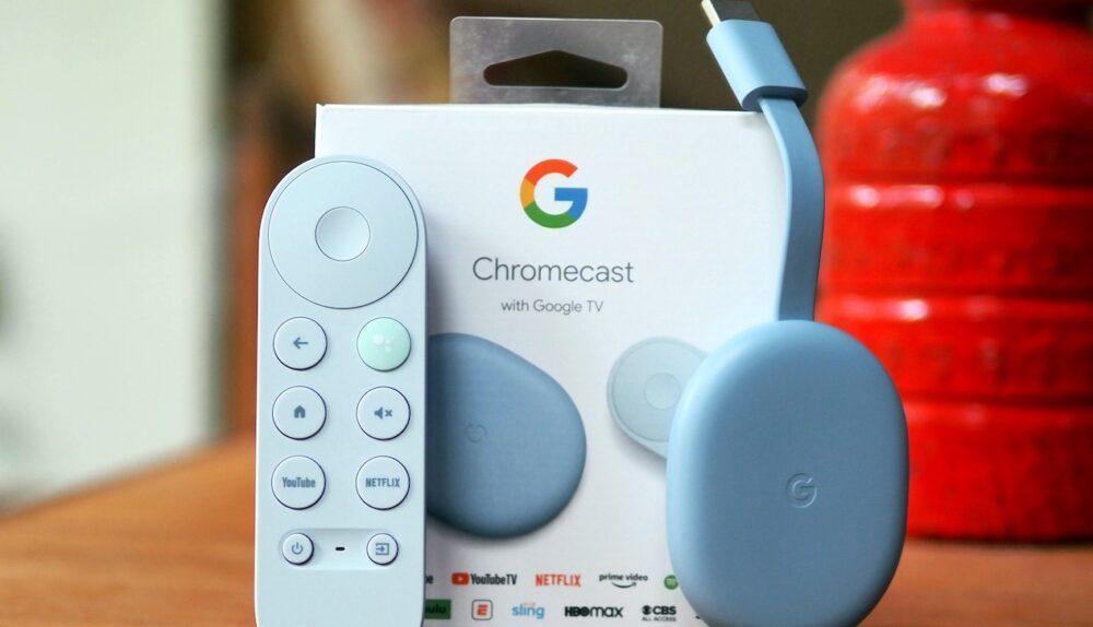 Google Chromecast - google tv