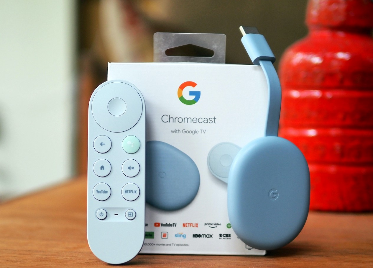 Google Chromecast - google tv