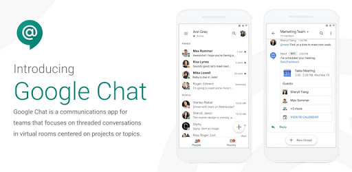 Google Chat Coming To Replace Google Hangouts
